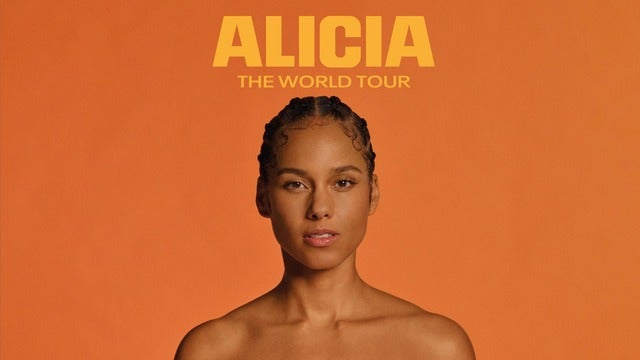 Alicia Keys - VIP Packages