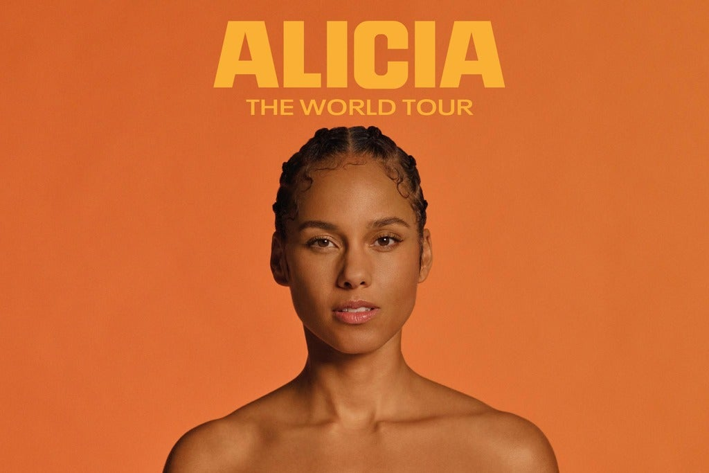 Alicia Keys - Gold Lounge