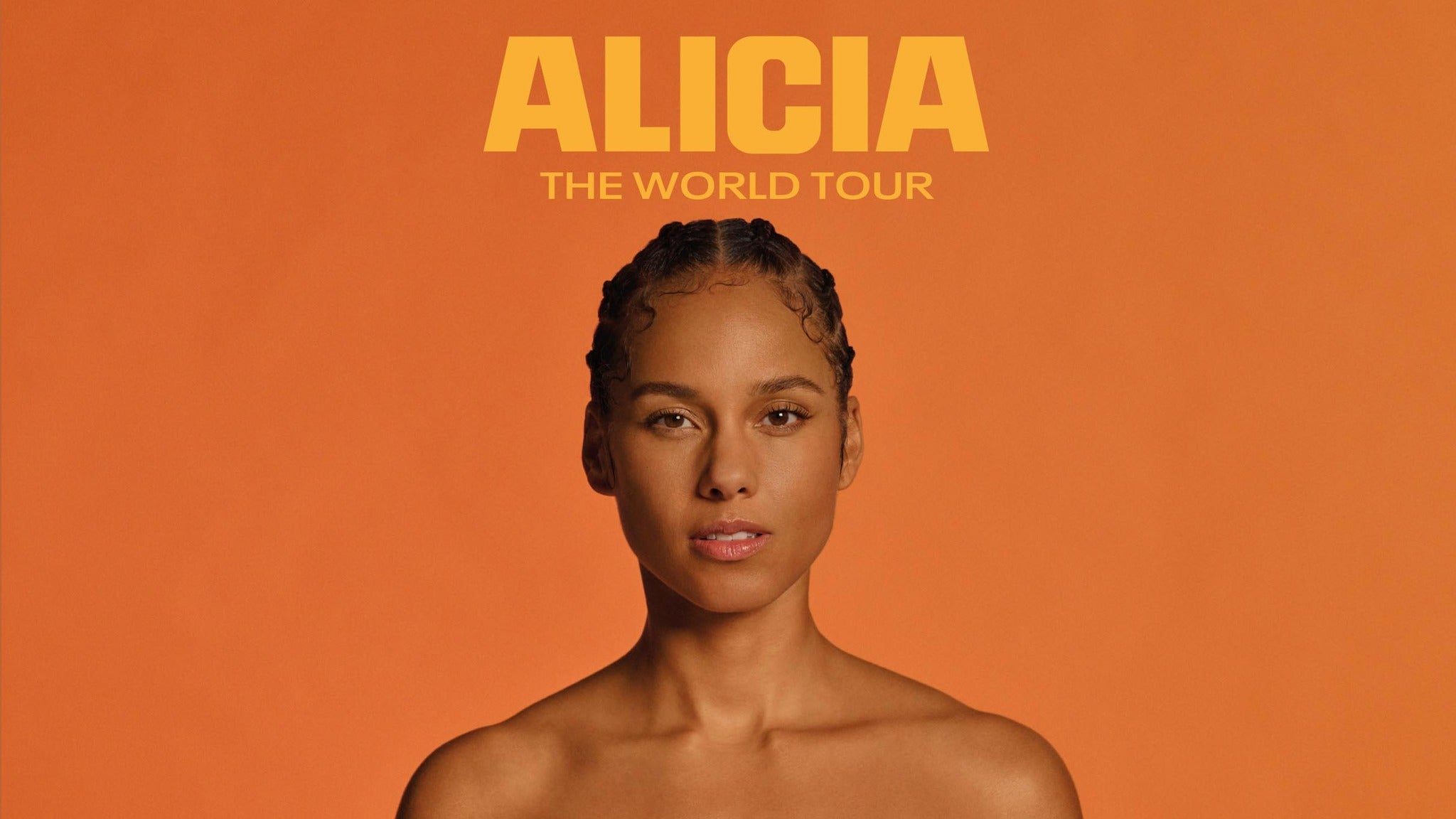 ALICIA The World Tour at The Masonic
