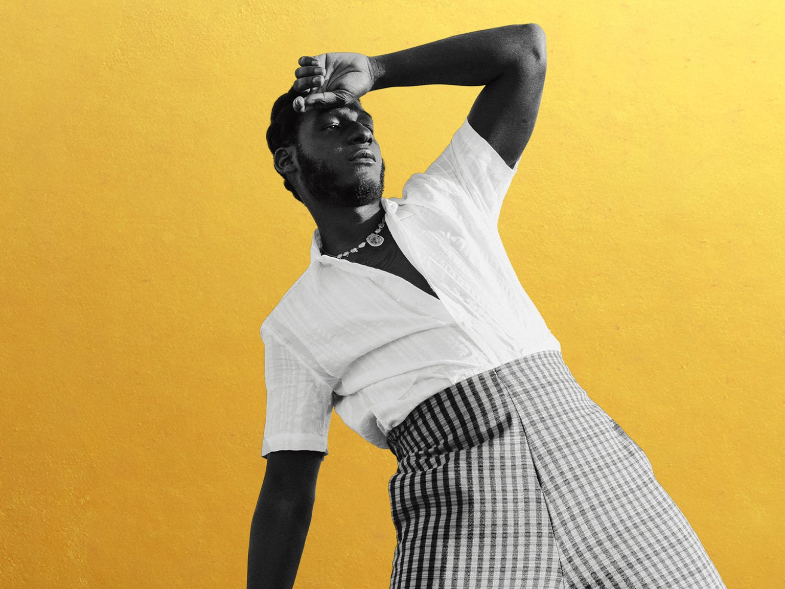 Main image for event titled An Evening With Leon Bridges