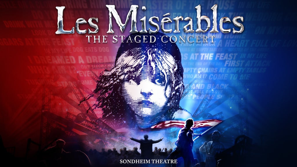 Hotels near Les Miserables - The Staged Concert Events