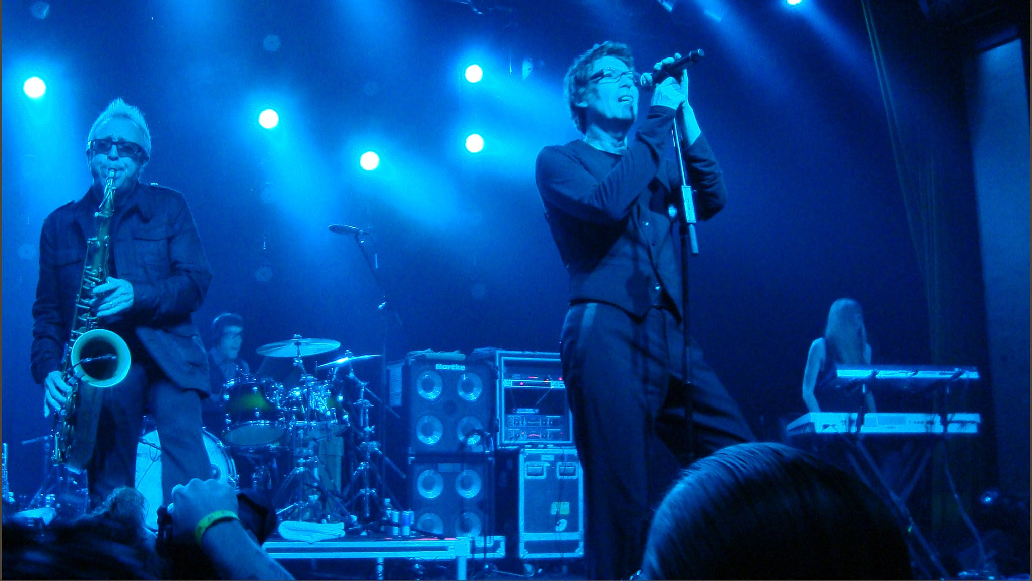 The Psychedelic Furs at Culture Room