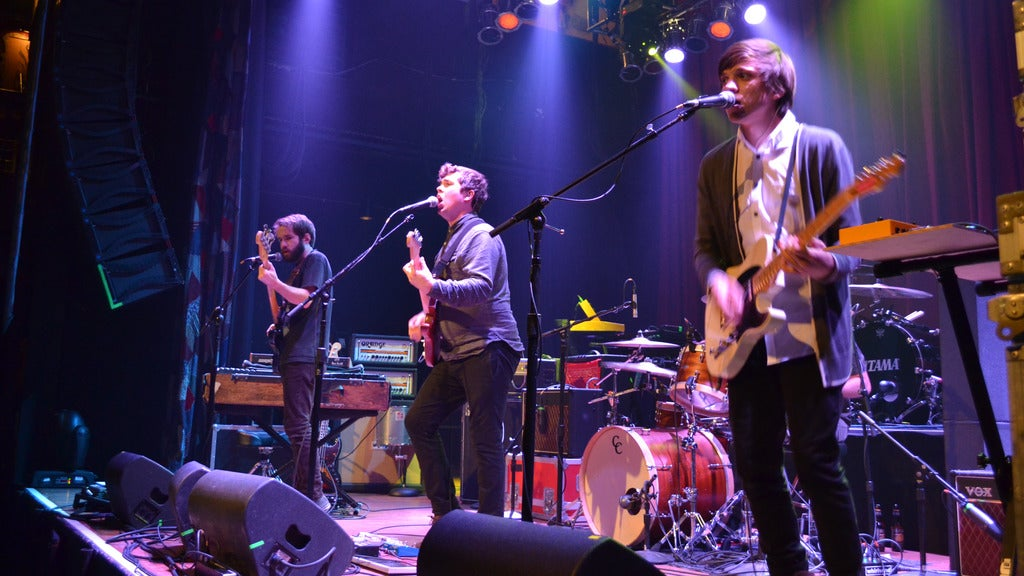 Hotels near Surfer Blood Events