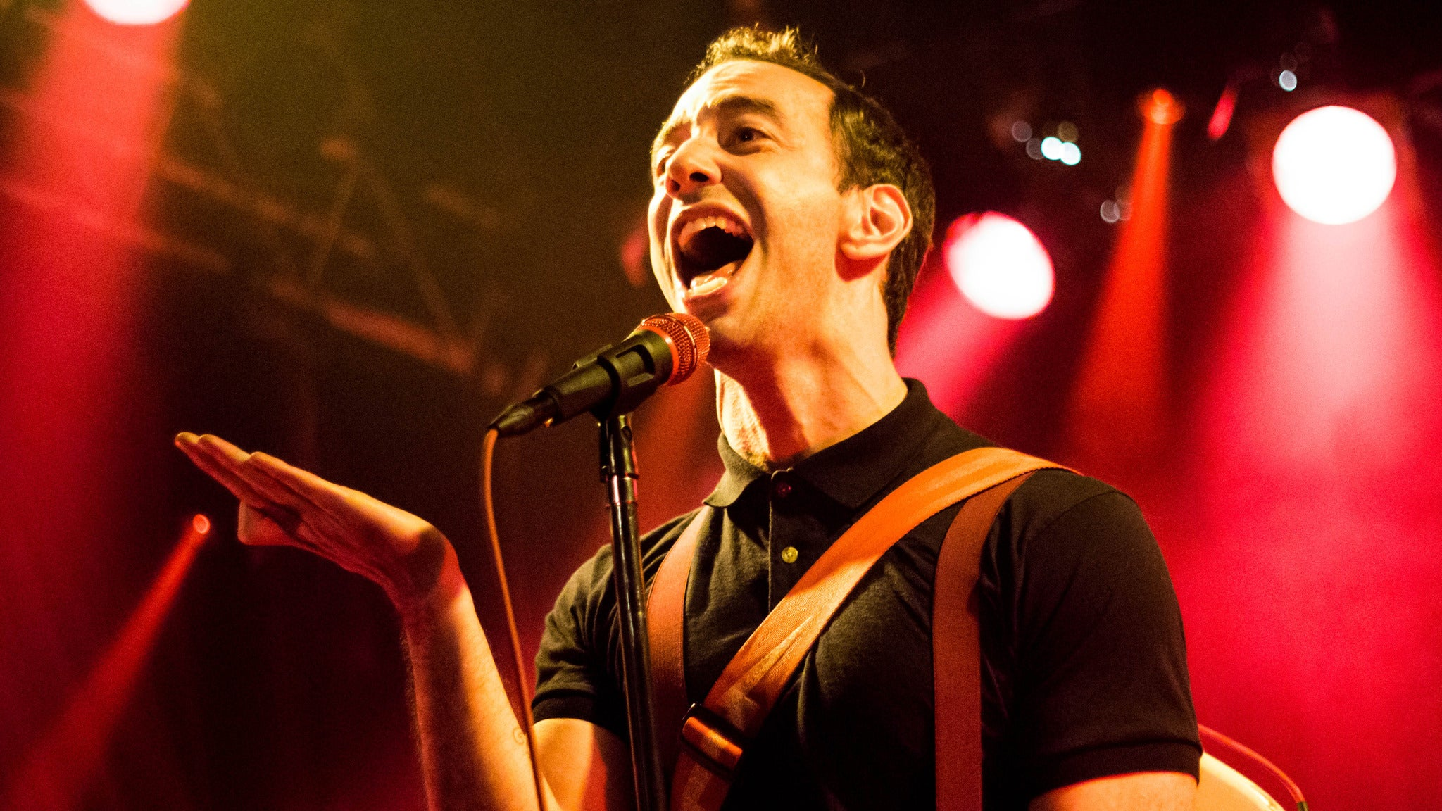 Albert Hammond Jr. At the Slo Brew Rock Event Center