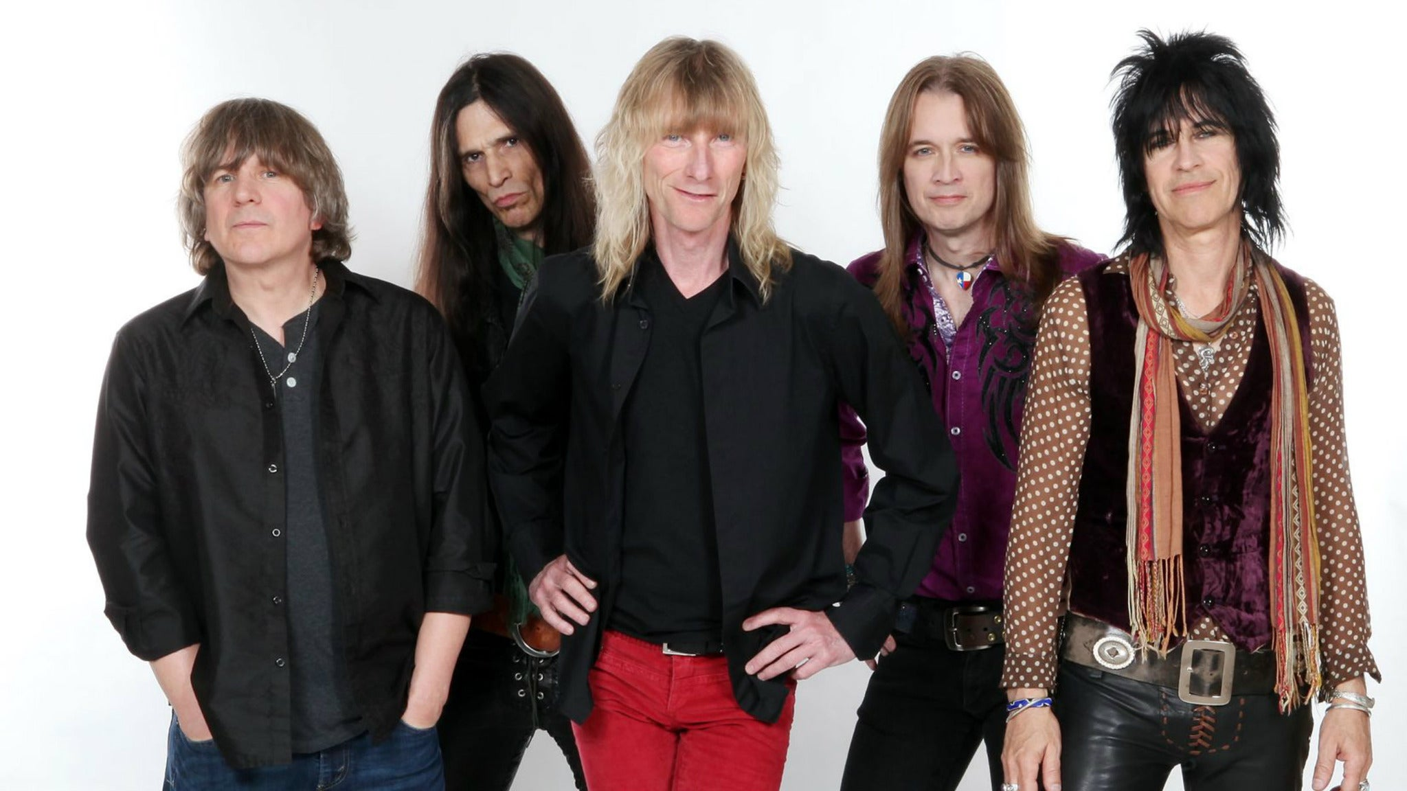 Kix at Bergen Performing Arts Center