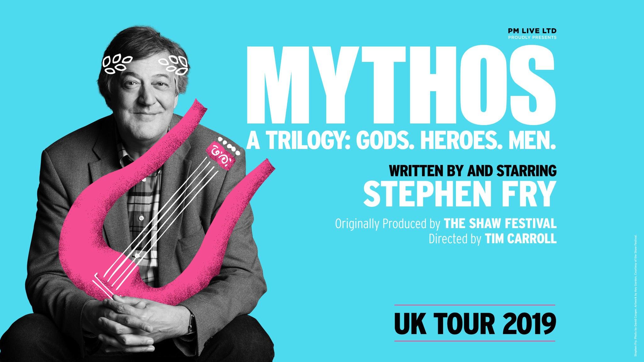 Stephen Fry: Mythos - Part 1: Gods