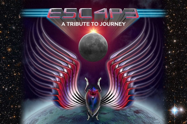 E5C4P3 - The Journey Tribute with special guests The Tony Lang Band