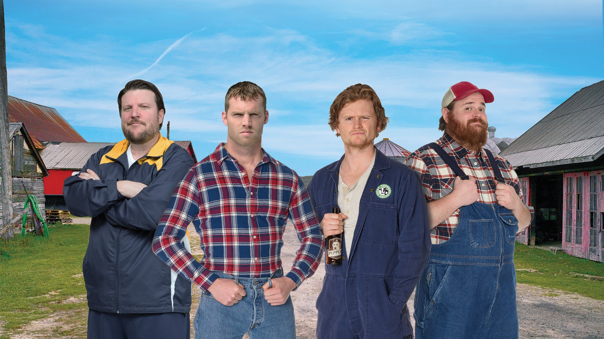 LETTERKENNY LIVE! at Pantages Theatre