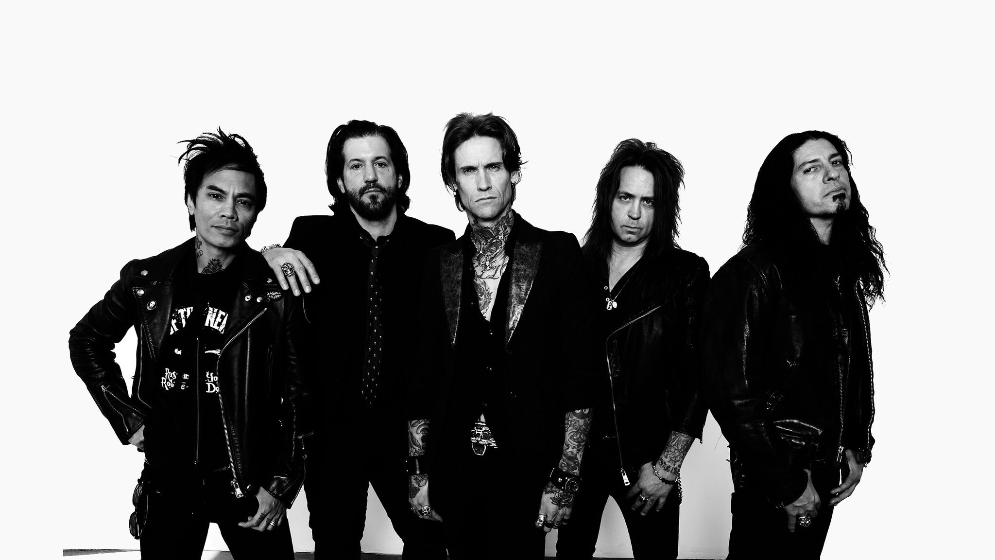 Buckcherry w/ P.O.D. at CURE Insurance Arena