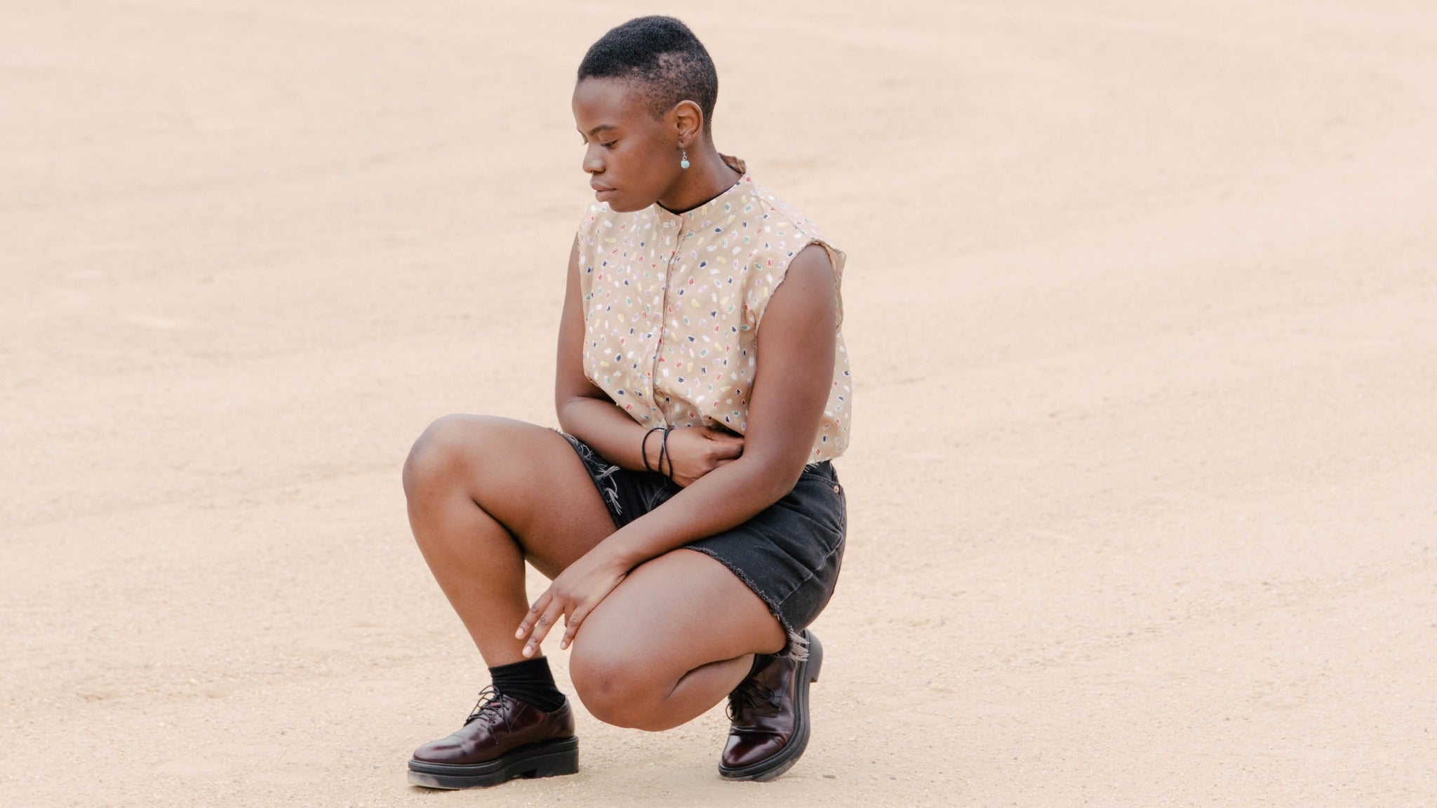 Vagabon at The Crepe Place - Santa Cruz, CA 95062
