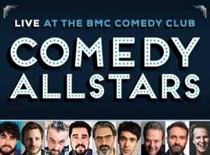 Comedy Allstars with Dennis Gaxiola