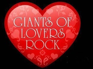 Giants Of Lovers Rock 10th Year Anniversary tickets (Copyright © Ticketmaster)
