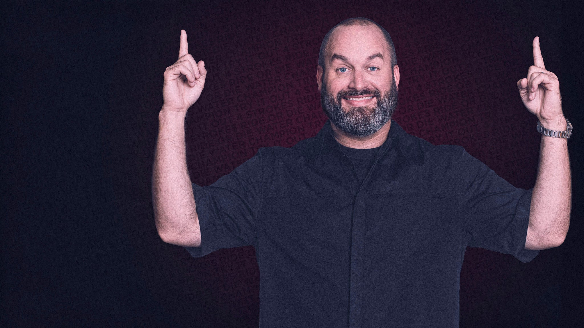 Tom Segura at Bakersfield Fox Theater