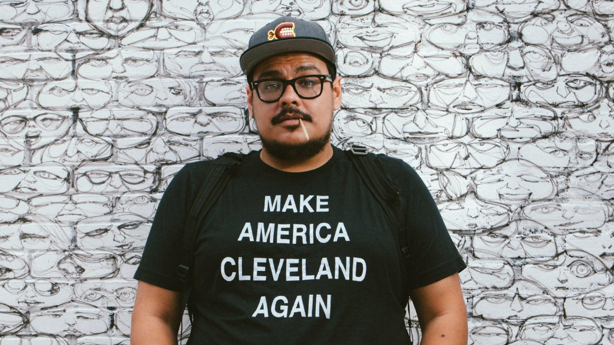 Ramon Rivas at Punch Line Comedy Club - San Francisco