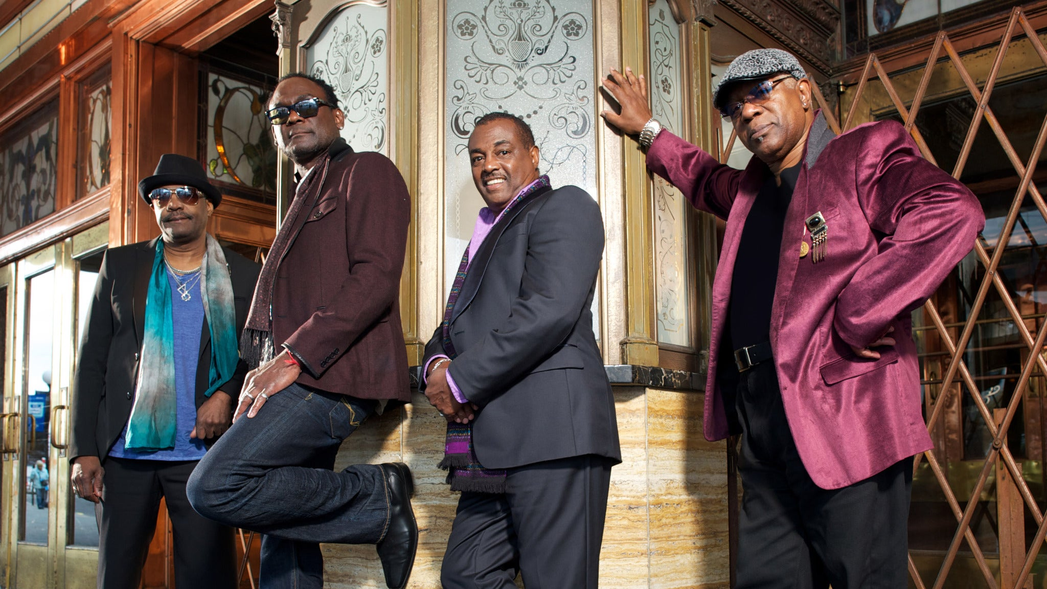 Kool And The Gang at Sweetland Amphitheatre at Boyd Park