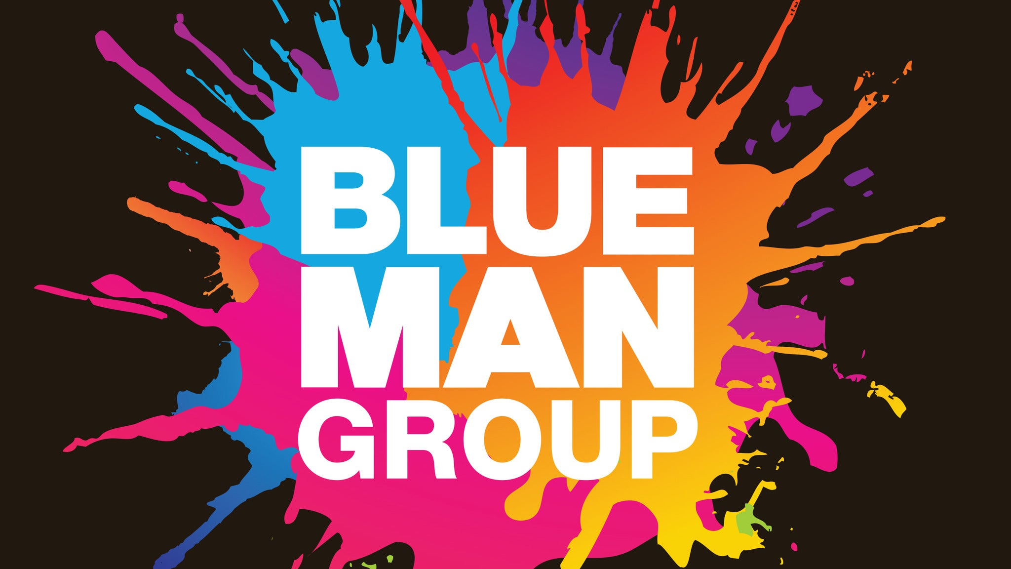 foto ticket Blue Man Group