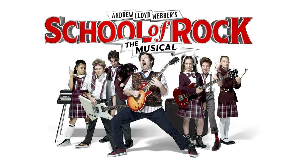 Hotels near School of Rock - The Musical Events