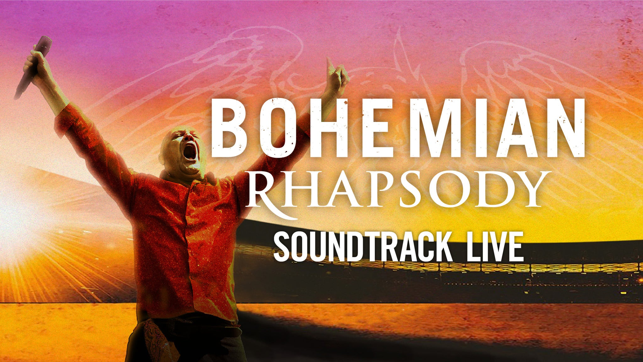A Tribute To Queen - Bohemian Rhapsody tickets (Copyright © Ticketmaster)