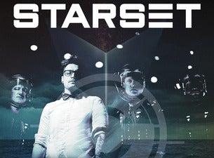 [POSTPONED] STARSET: DIVISONS 2020 TOUR