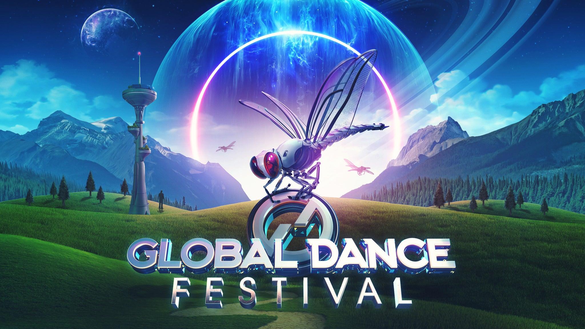Global Dance Festival - Weekend Pass