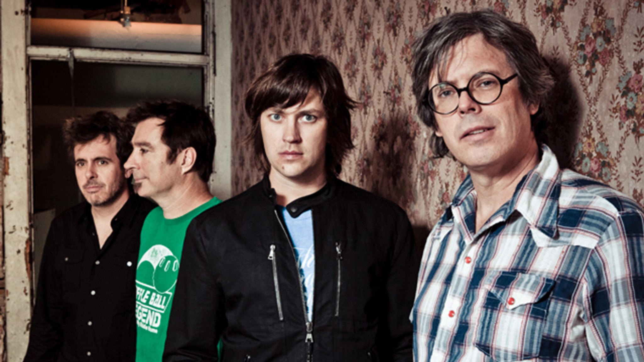 Old 97's w/ Rhett Miller at The Ballroom at The Outer Space