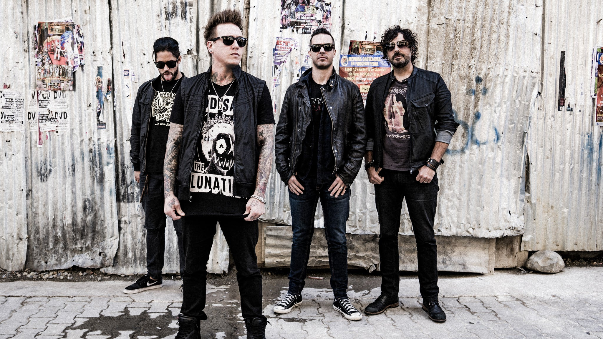 Papa Roach at The Agora Theatre