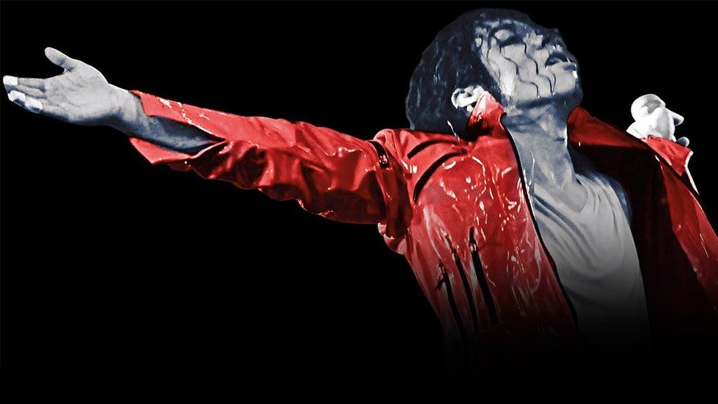 The Michael Jackson Tribute Show at Granada