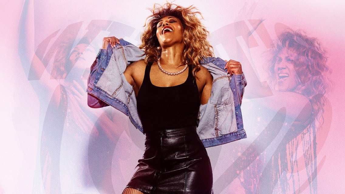 Whats Love Got to do With it - Tina Turner Tribute tickets (Copyright © Ticketmaster)