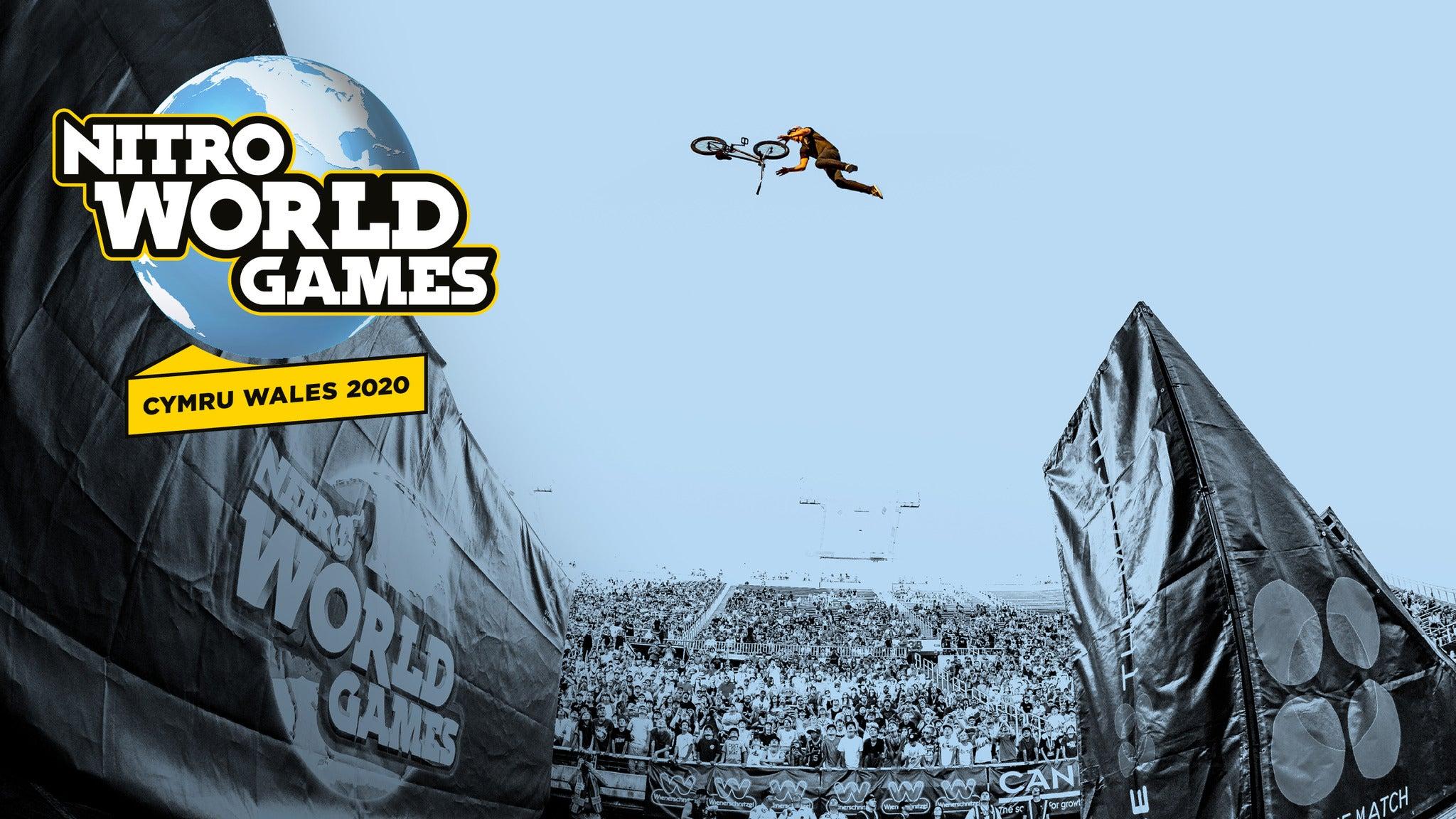 Nitro World Games - Saturday - Semi-Finals Event Title Pic