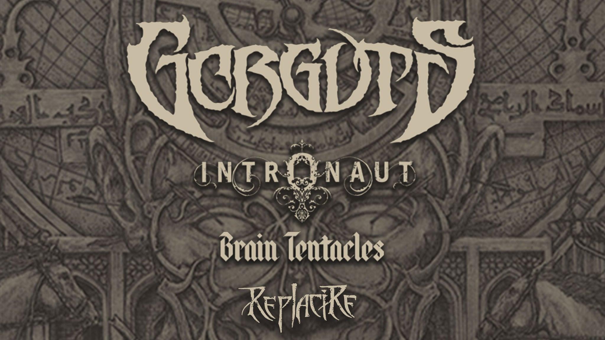 Gorguts at Masquerade