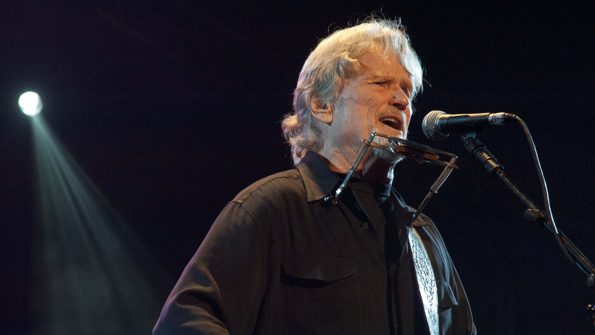 Kris Kristofferson at Neal S Blaisdell Concert Hall