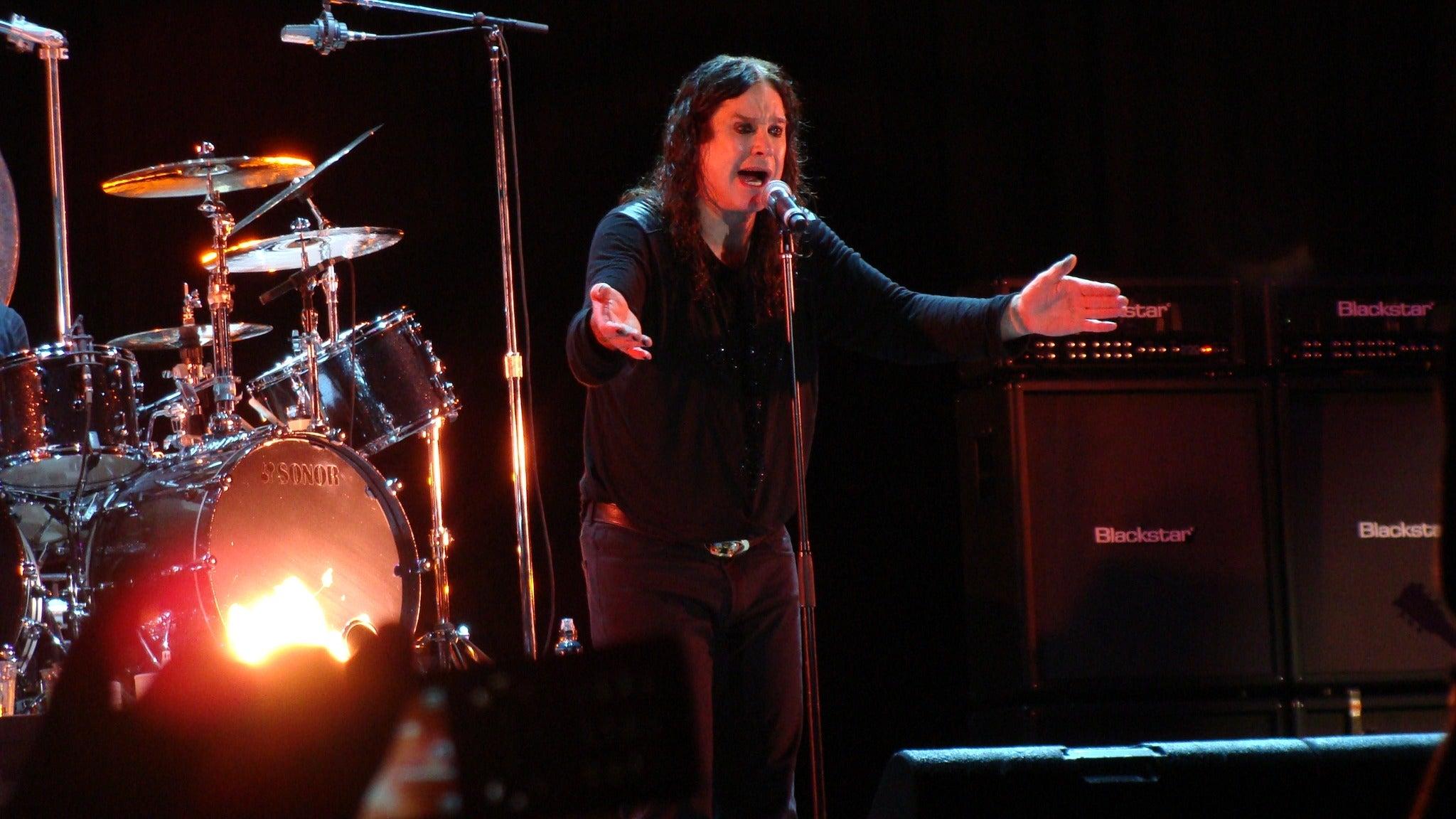 Ozzy Osbourne - Meet & Greet Packages