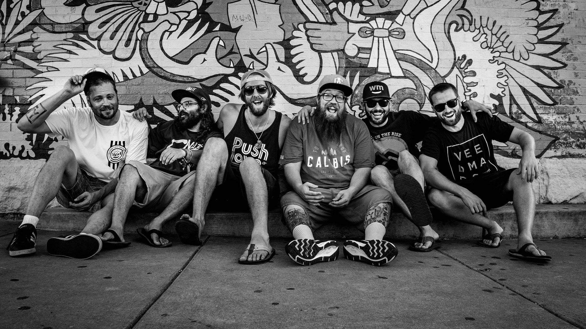 Fortunate Youth with Ballyhoo! & Tatanka at Parish Austin
