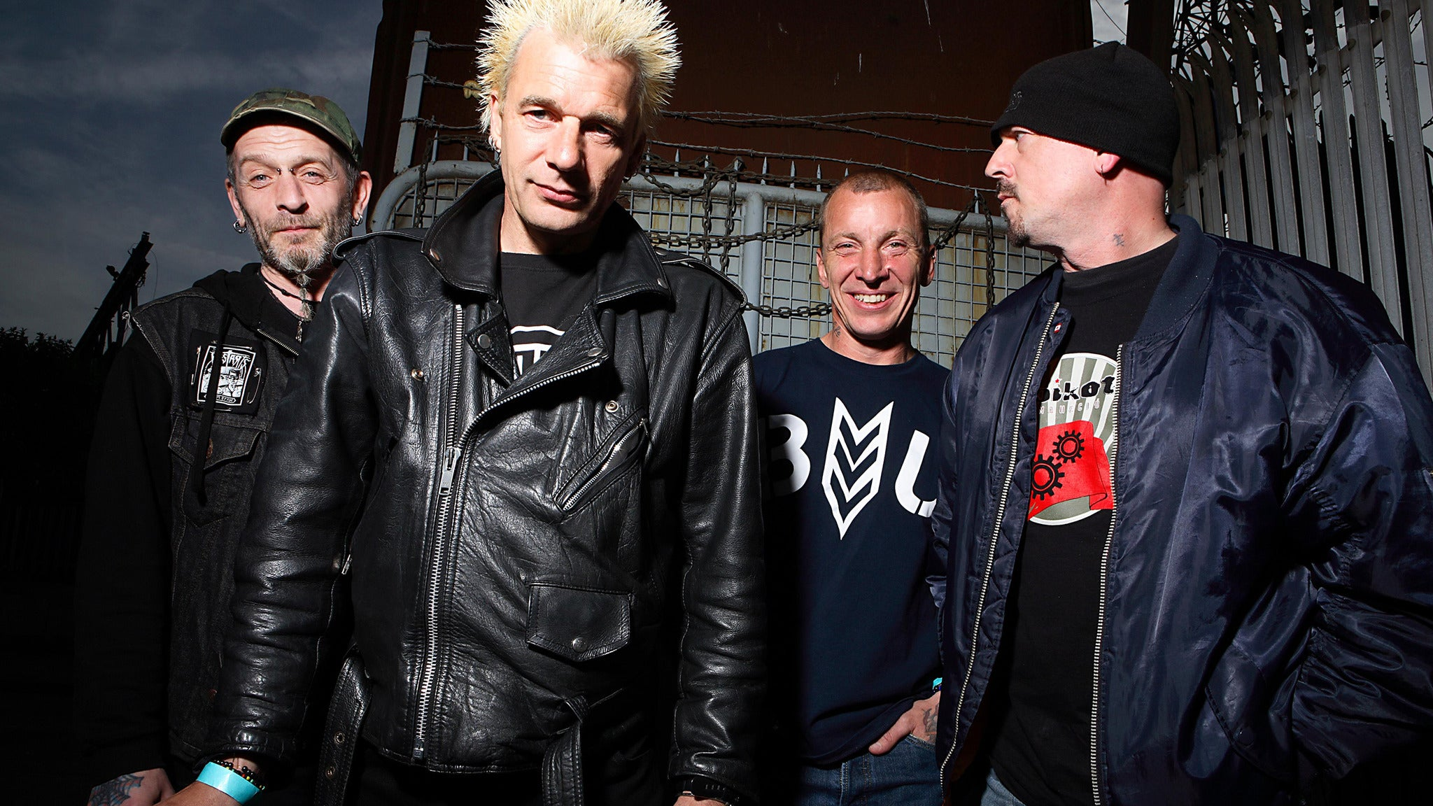 GBH, MDC at Black Sheep