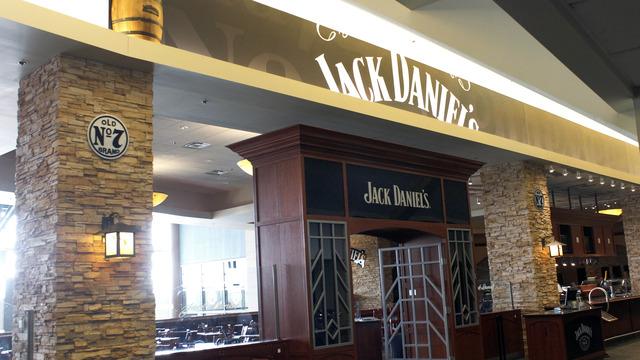 Jack Daniels Old No. 7 Club Buffet