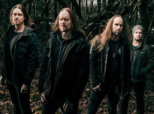 Insomnium with special guests at Brick by Brick