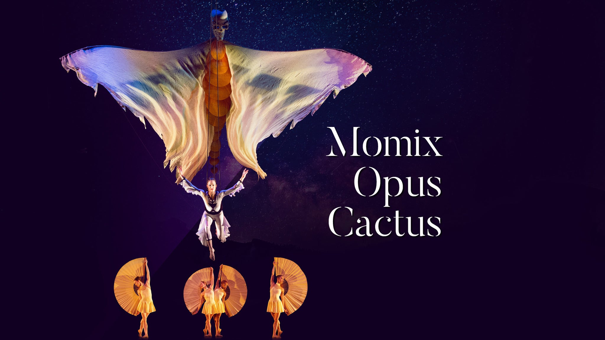 Momix - Opus Cactus at Music Hall Center