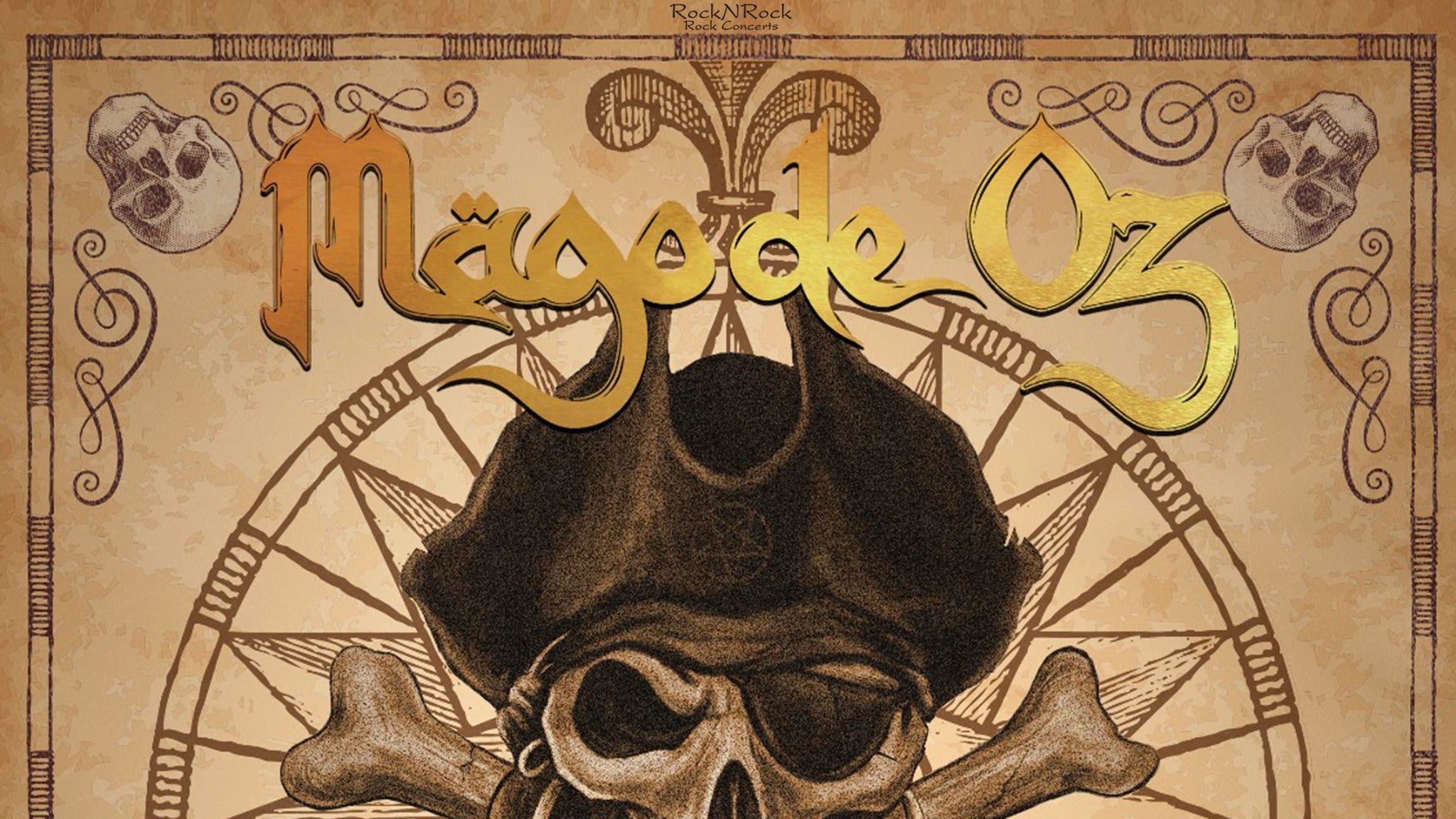 Mago De Oz ?? Al Abordaje!! Tour 2021 at The Van Buren