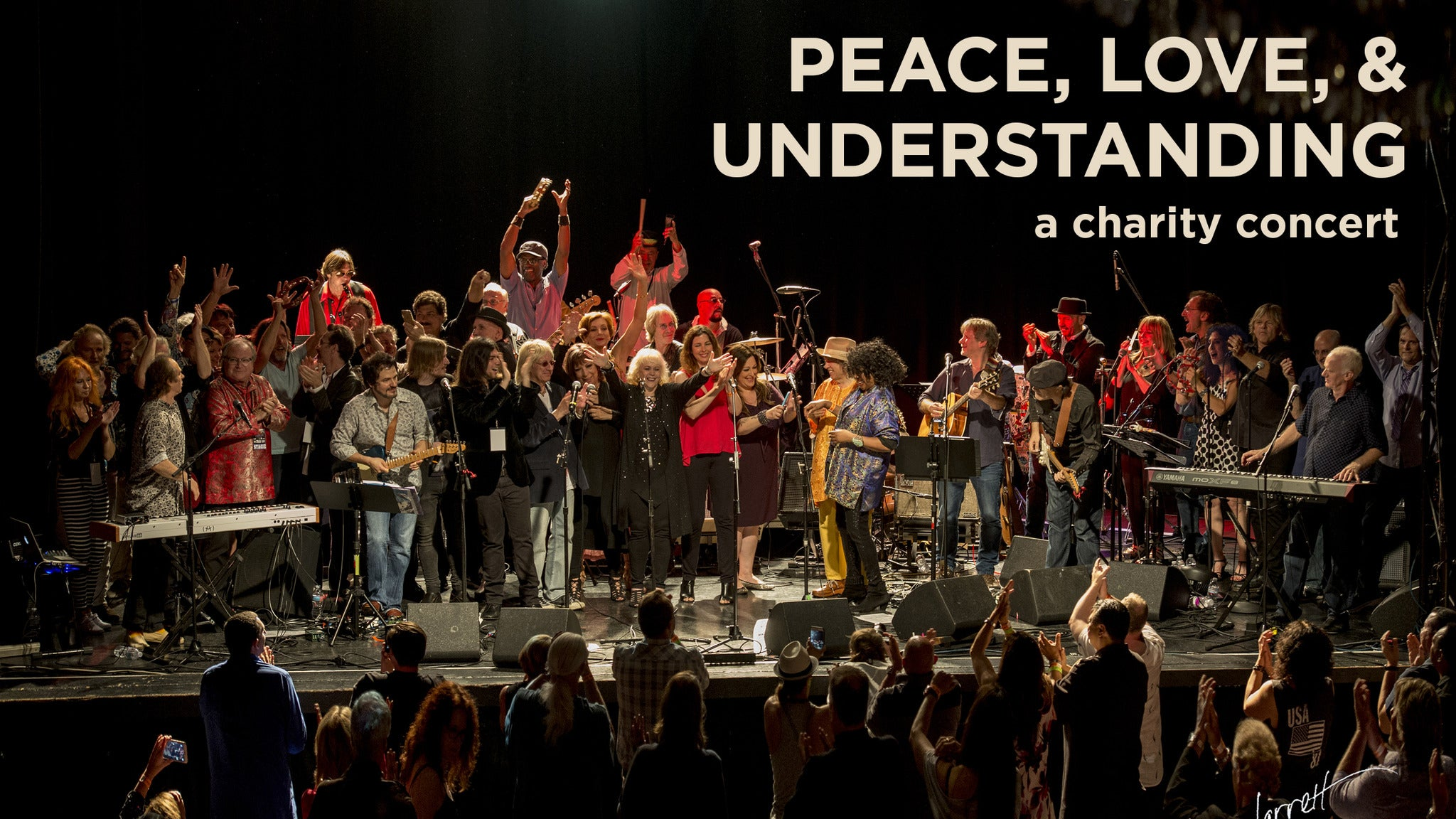 The Tribe presents: Peace, Love & Understanding