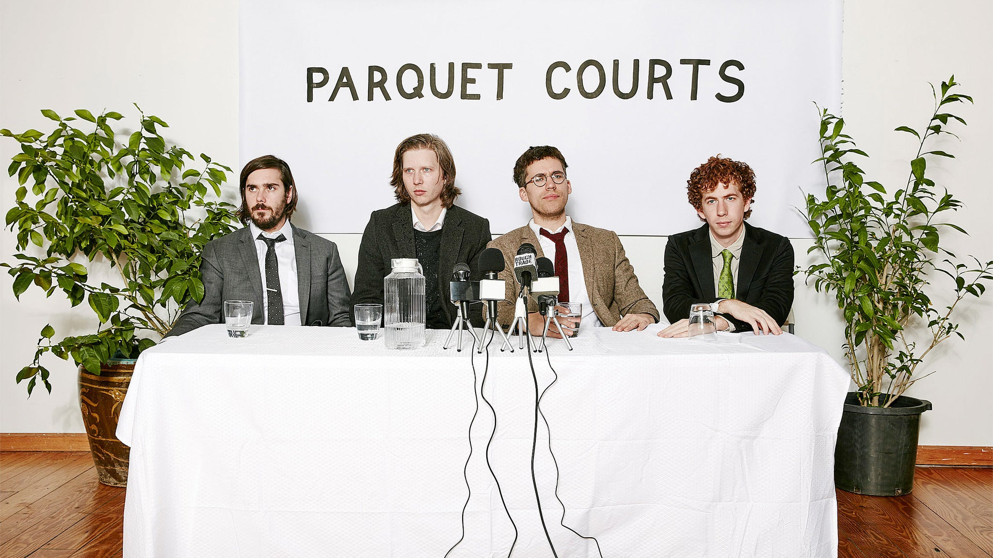 Parquet Courts at The Fillmore