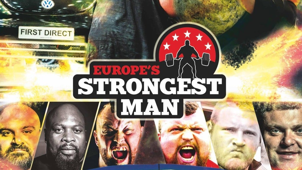 Hotels near Europe's Strongest Man Events