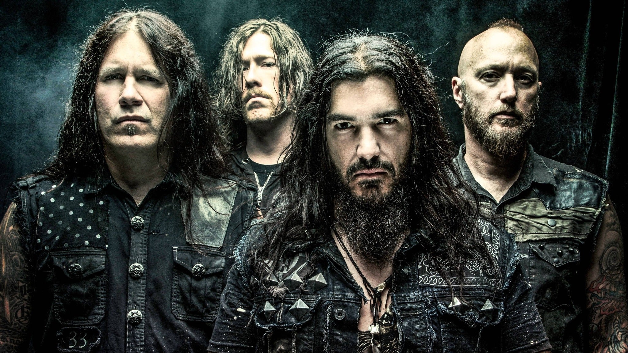 Machine Head at Fox Theater - Oakland