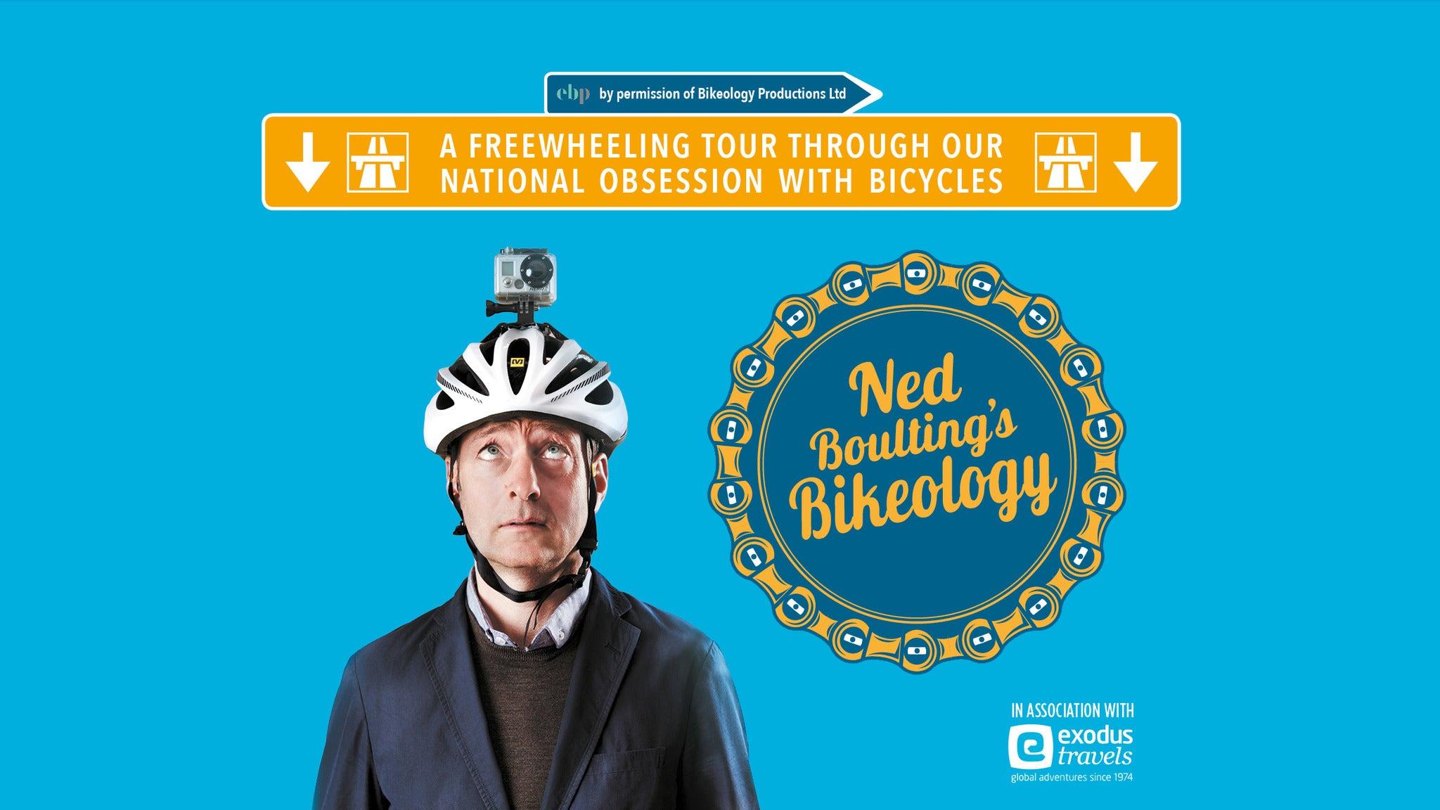 NED BOULTING'S BIKEOLOGY