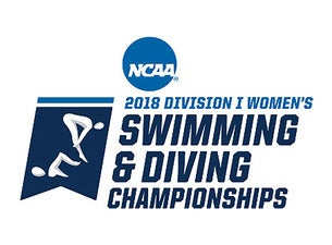 2018 NCAA DI Women's Swimming & Diving Championships Session 4