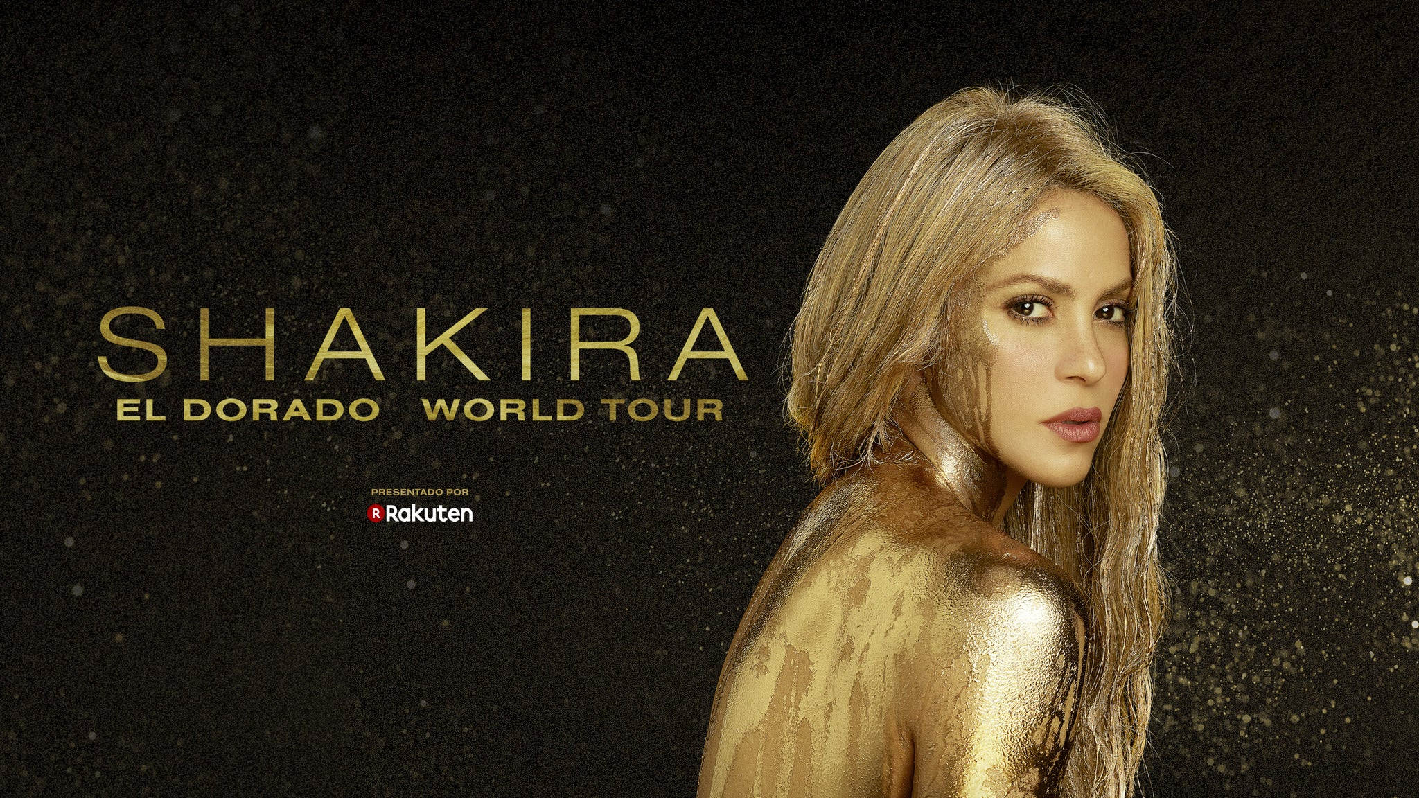 Shakira at Toyota Center - TX - Houston, TX 77002