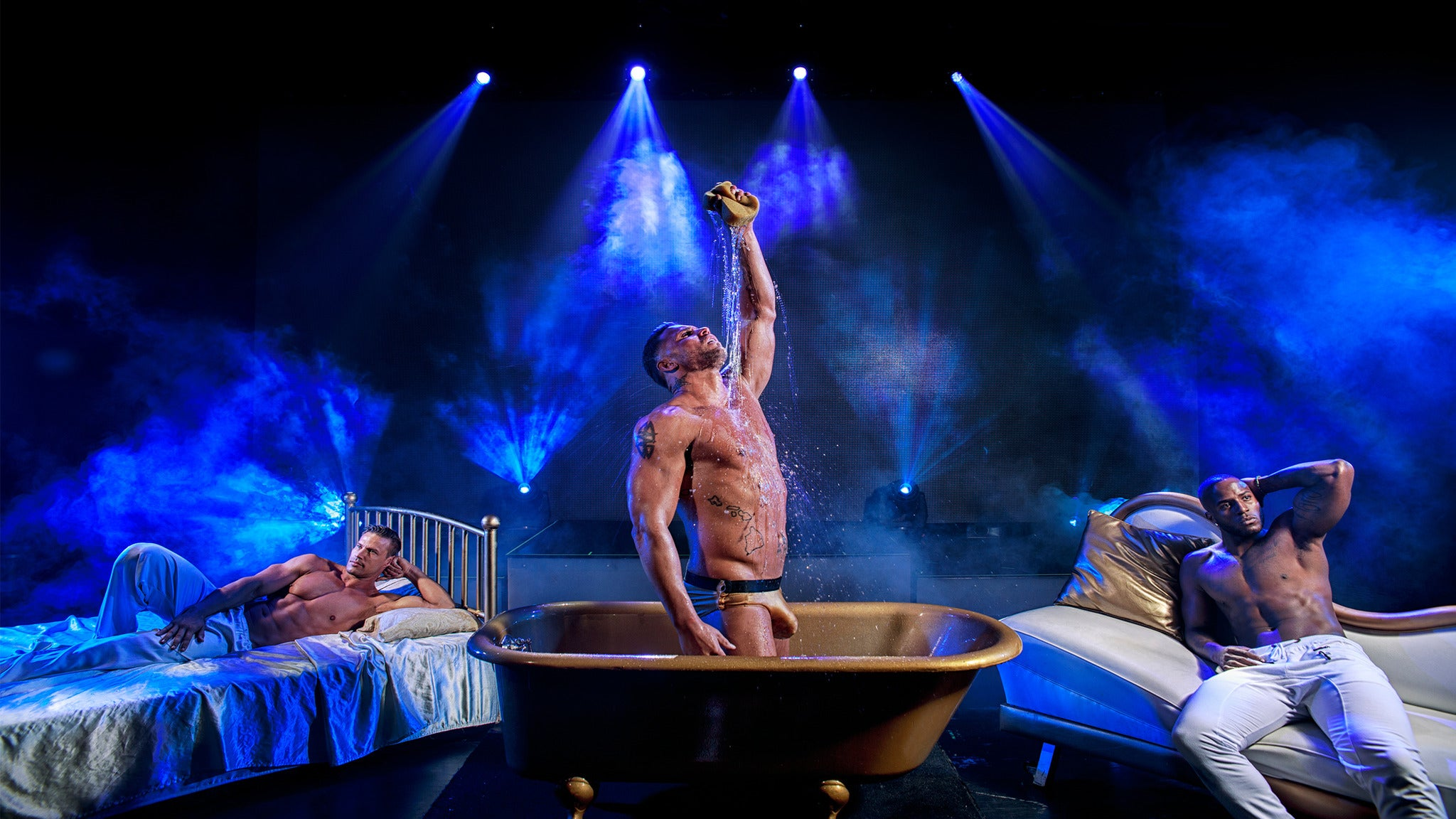 Chippendales: Let's Misbehave 2019 Tour at Aura