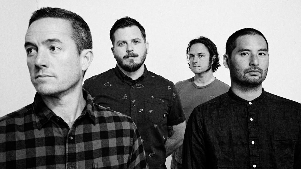 Thrice and Refused Co-Headline Tour Brixton Academy Seating Plan