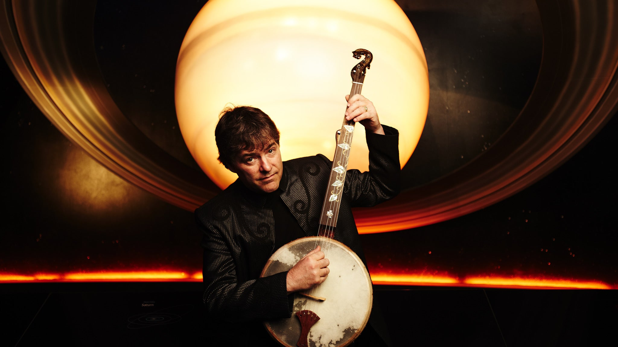 Bela Fleck at Wilma Theatre-MT