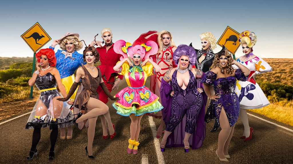 Hotels near RuPaul's Drag Race Down Under Events