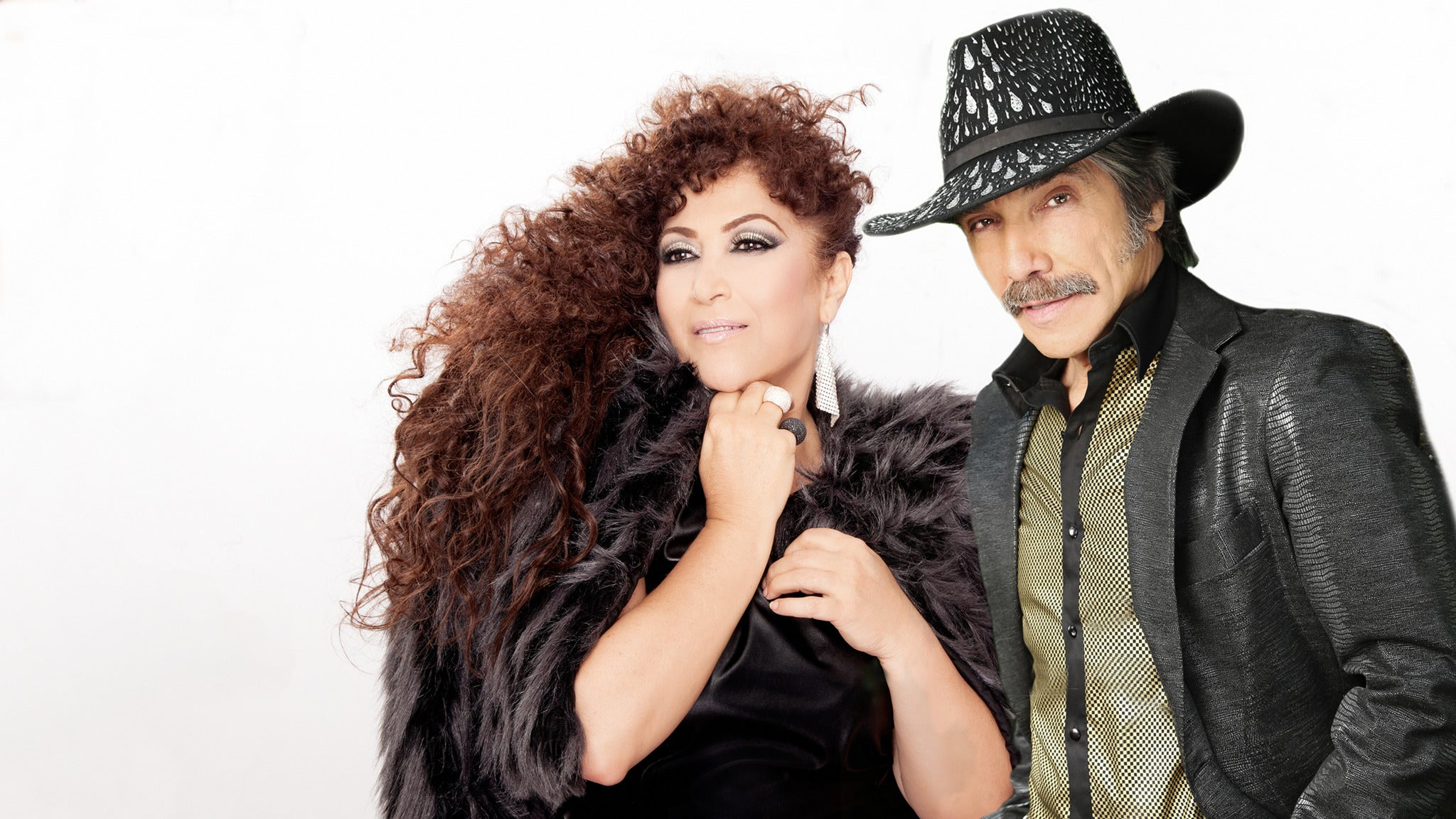 Amanda Miguel Y Diego Verdaguer at House of Blues Houston